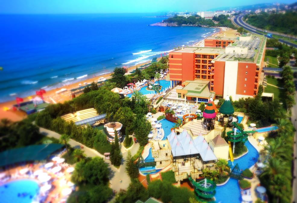 alanja samyj vostochnyj kurort na sredizemnomore 1 Аланья – Самый восточный курорт на Средиземноморье Турции
