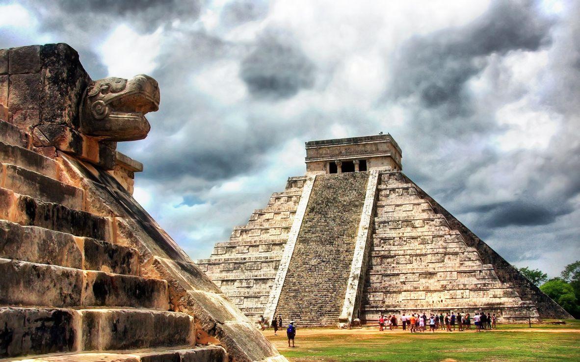 meksika strana drevnih civilizacij 1 Мексика   Страна древних цивилизаций